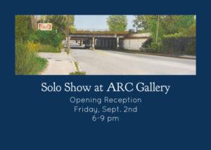 ARC Solo Show