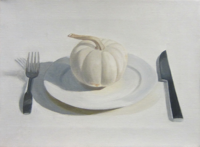 Lunch with White Gourd
